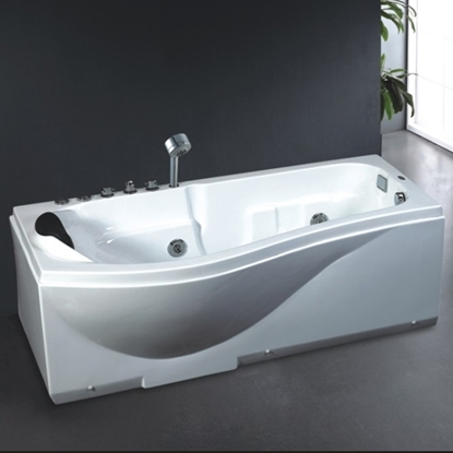 Picture of Hot Massage Jaccuzi bathtub with bubble bath system