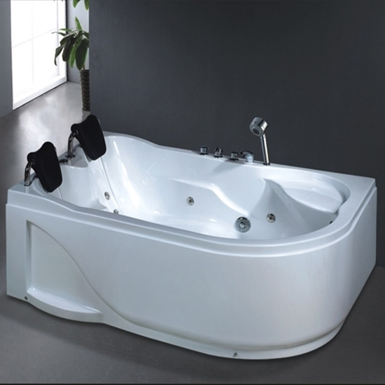 Picture of Twin Whirlpool Bathtub