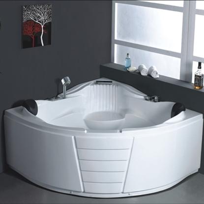Picture of Corner Bathtub